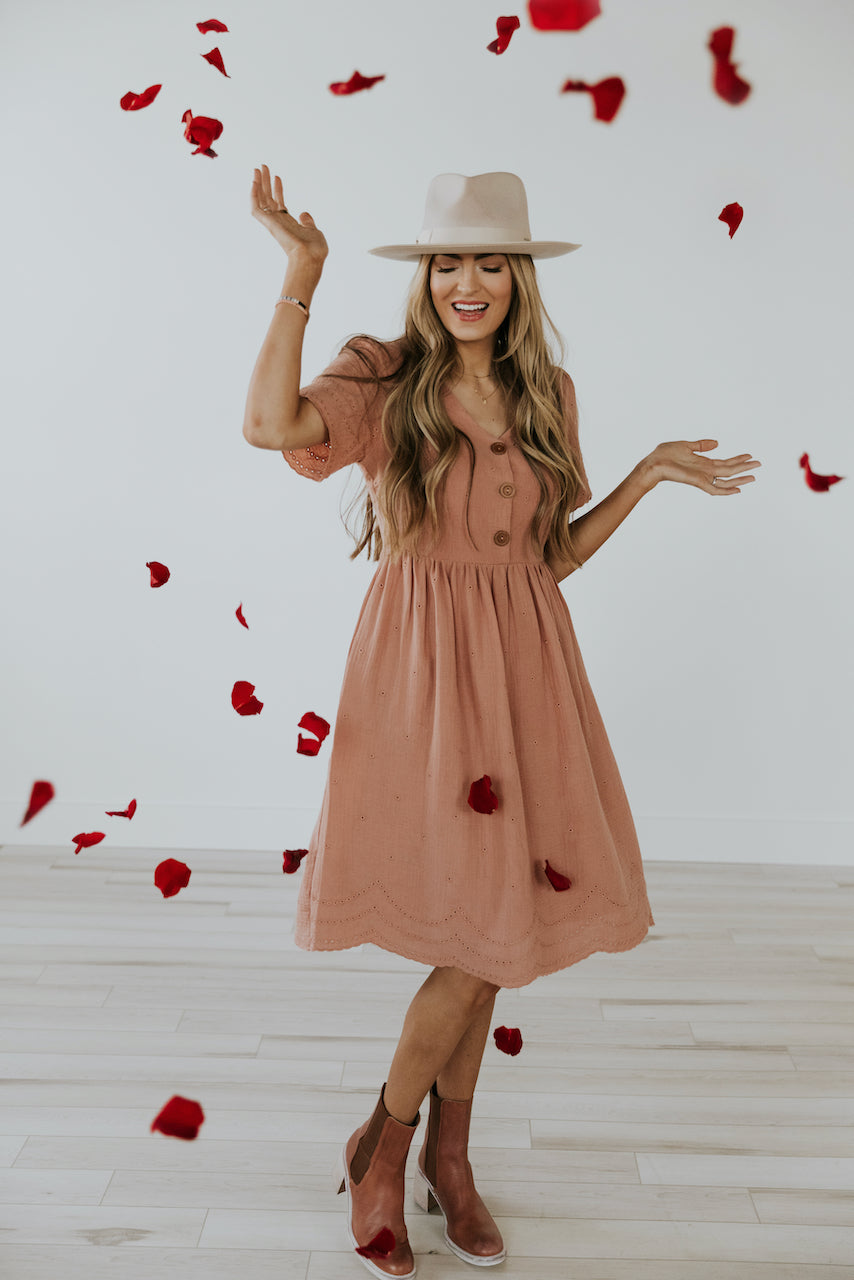 Loving You Is Easy Dress