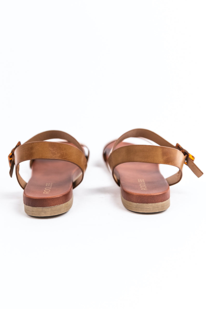 Strappy Flat Sandals | ROOLEE
