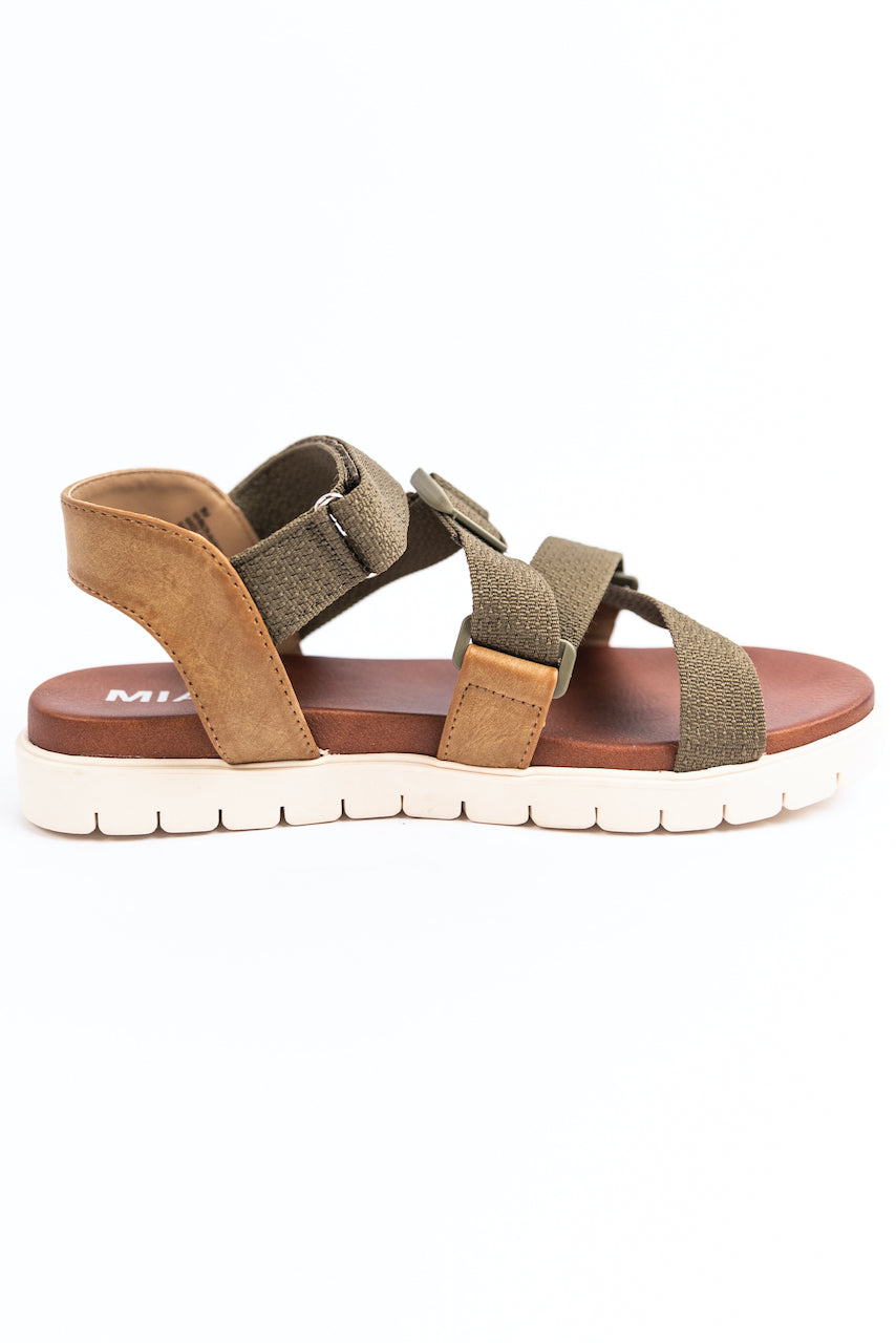 Cute Strap Sandals | ROOLEE