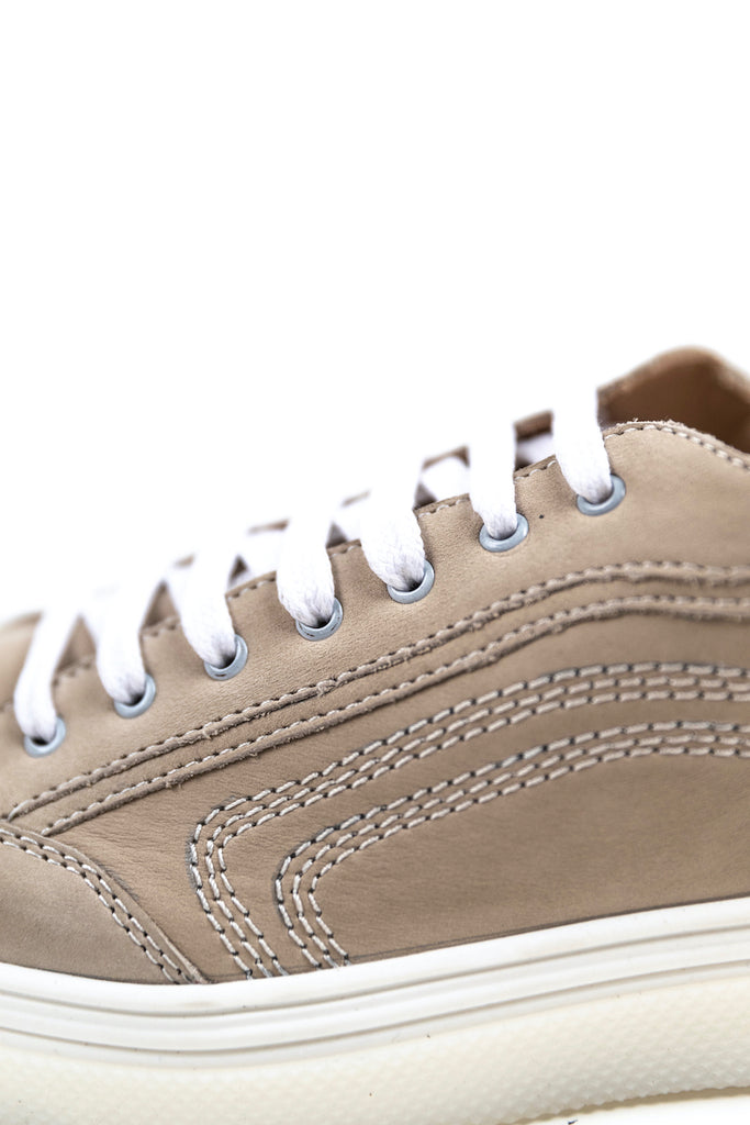 Lace stitched detail sneakers | ROOLEE