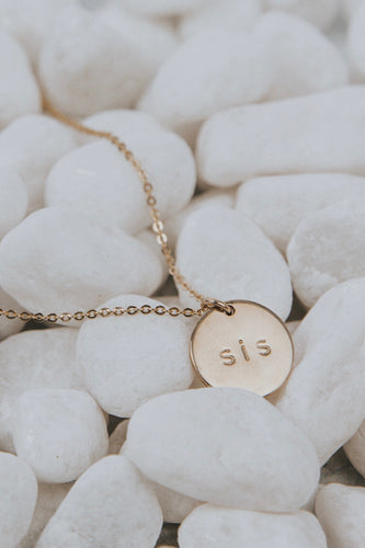 The Sis Necklace | ROOLEE