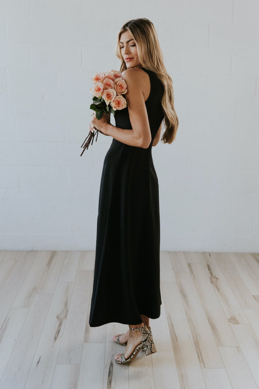 The Amalfi Maxi Dress