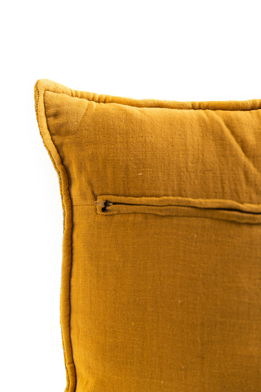 Cute Mustard Throw Pillows | ROOLEE