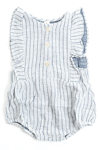 Striped Baby Onesie | ROOLEE
