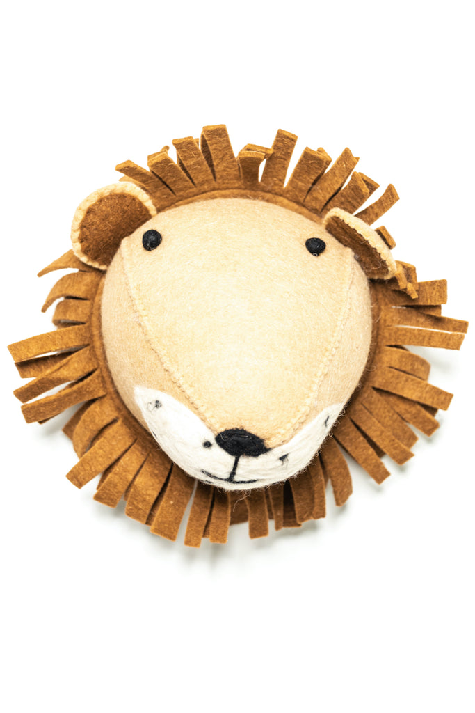 Lion Wall Mount