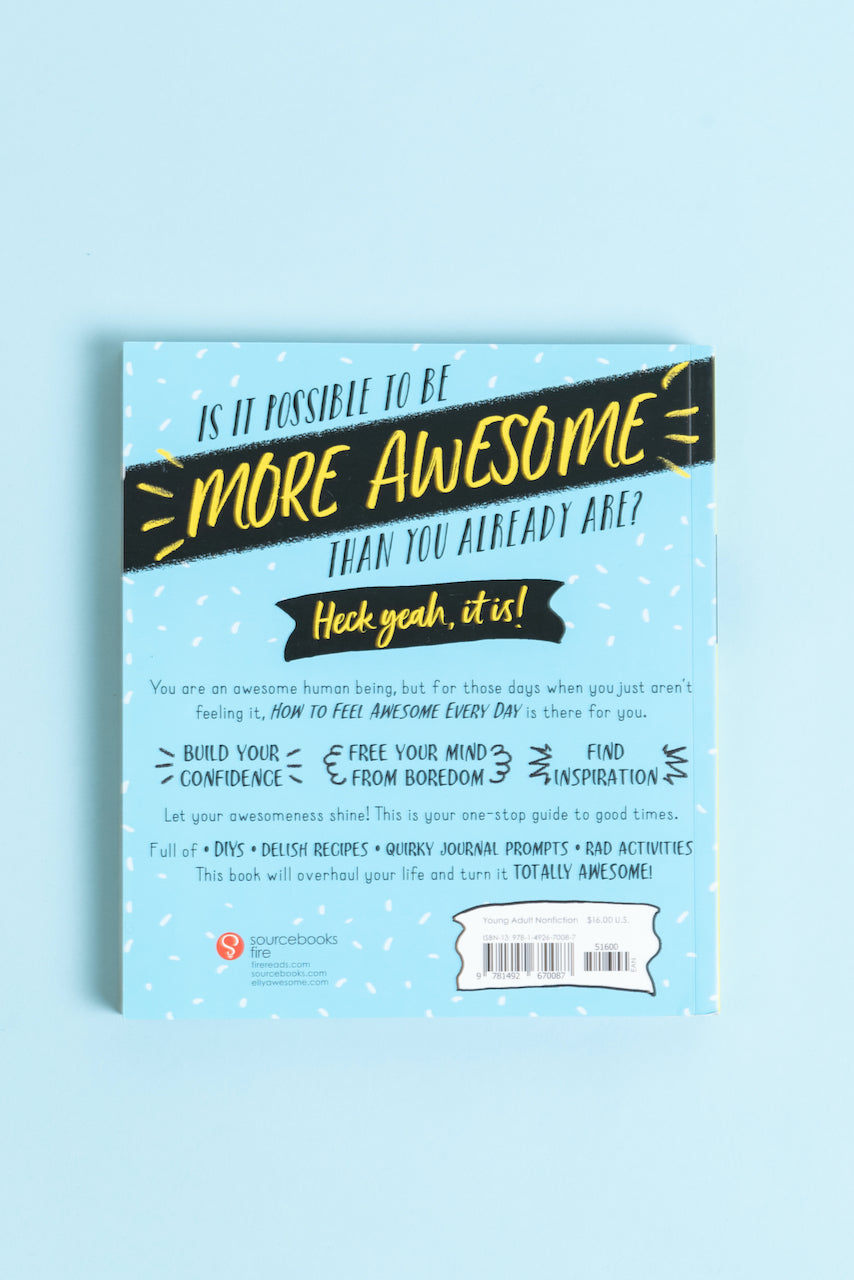 Feel Awesome Book | ROOLEE