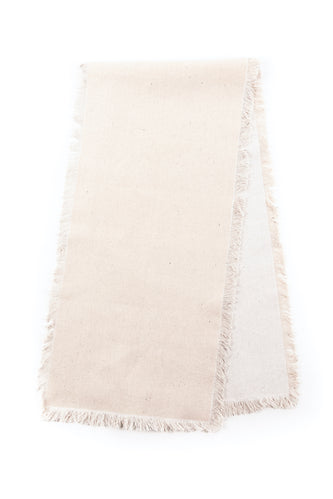 Viola Fringe Table Runner