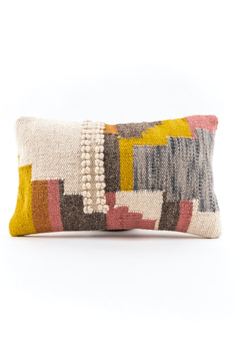 Windermere Peaks Woven Pillow