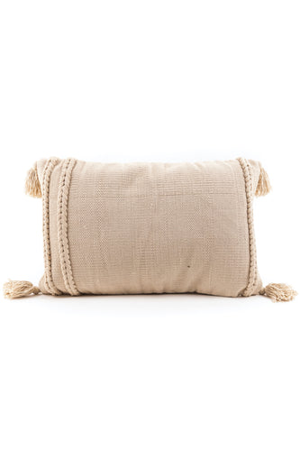 Hyacinth Textured Pillow