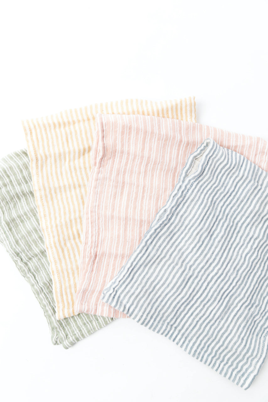 Pack of four pastel dish towel | ROOLEE