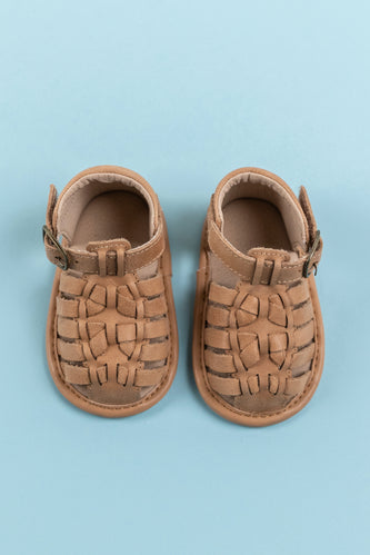 Woven Indie Sandal