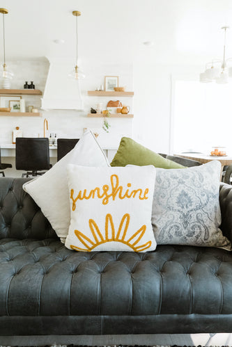 The Sonne Sunshine Pillow
