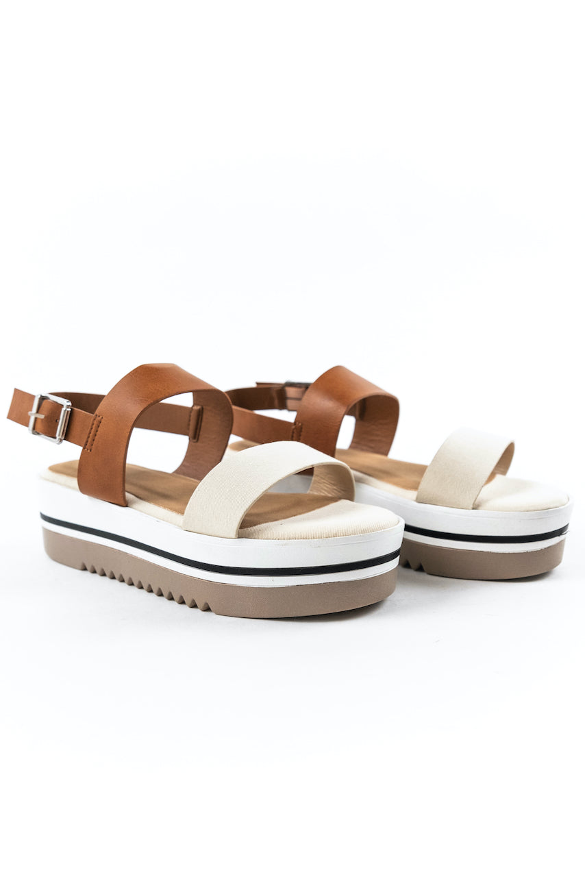 ROOLEE All Together Now Platform Sandal