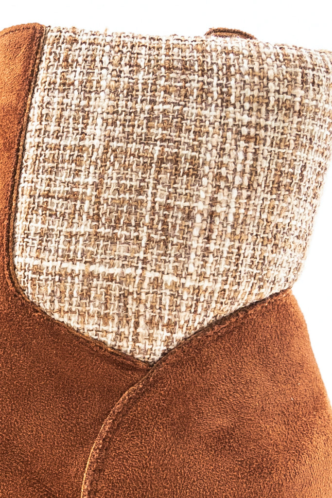 Brown boots for fall | ROOLEE