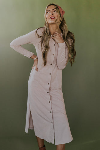 The Florence Cardigan Dress