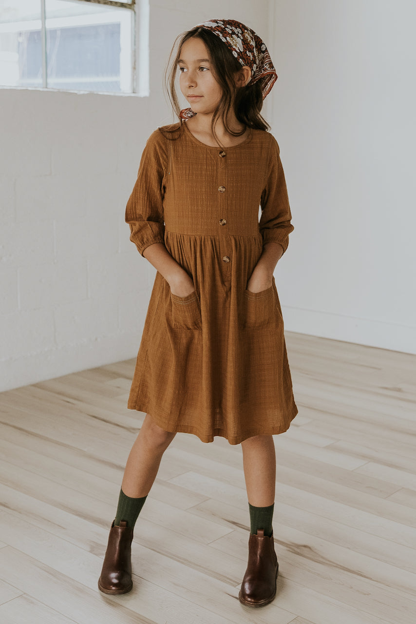 Modest Girls Dress | ROOLEE