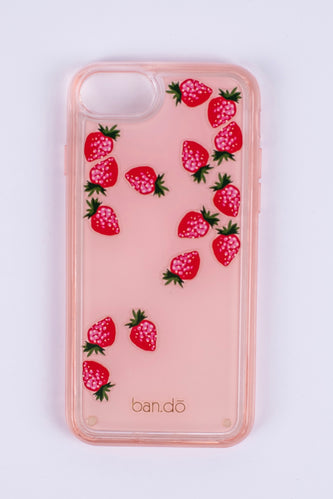 Strawberry iPhone Case | ROOLEE
