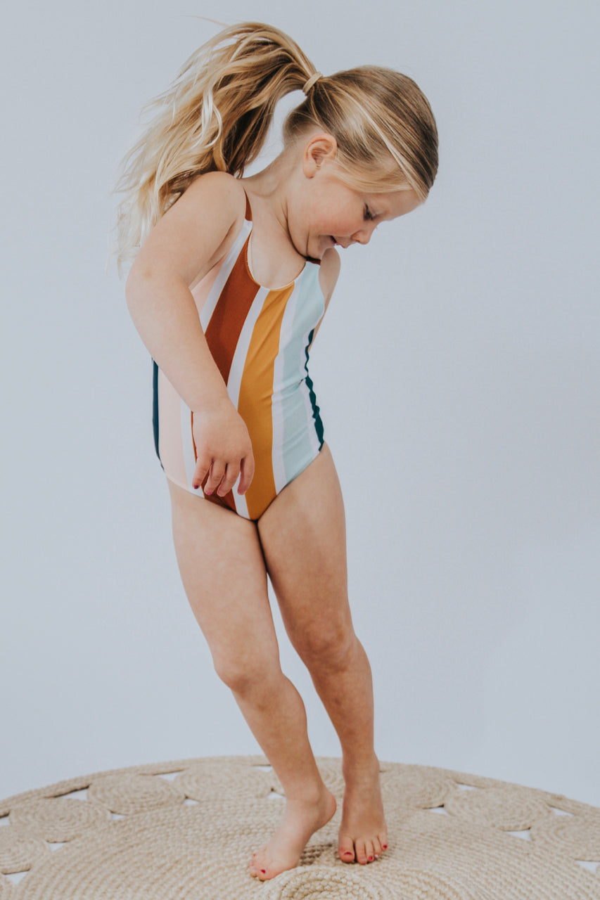 Stripe One Piece | ROOLEE