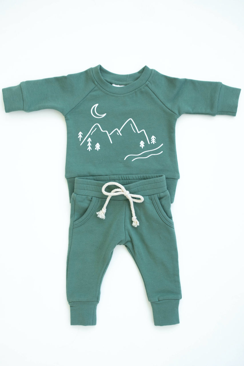 Matching boys jogger set | ROOLEE