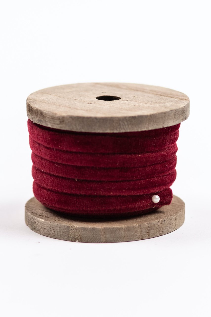 Red Velvet Spool | ROOLEE