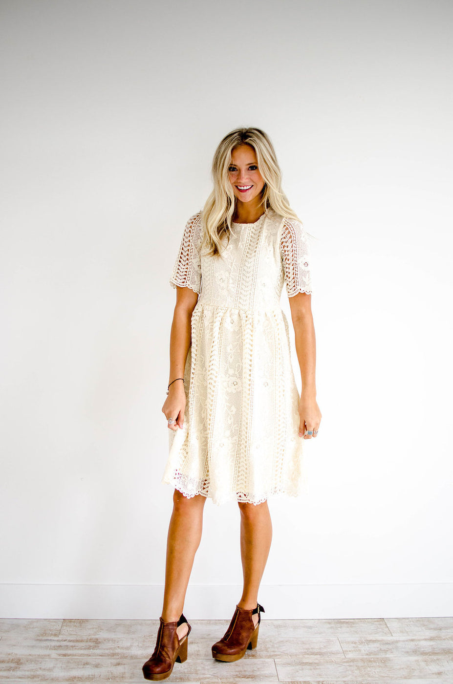 Sussex Lace Dress