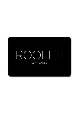 ROOLEE Gift Card