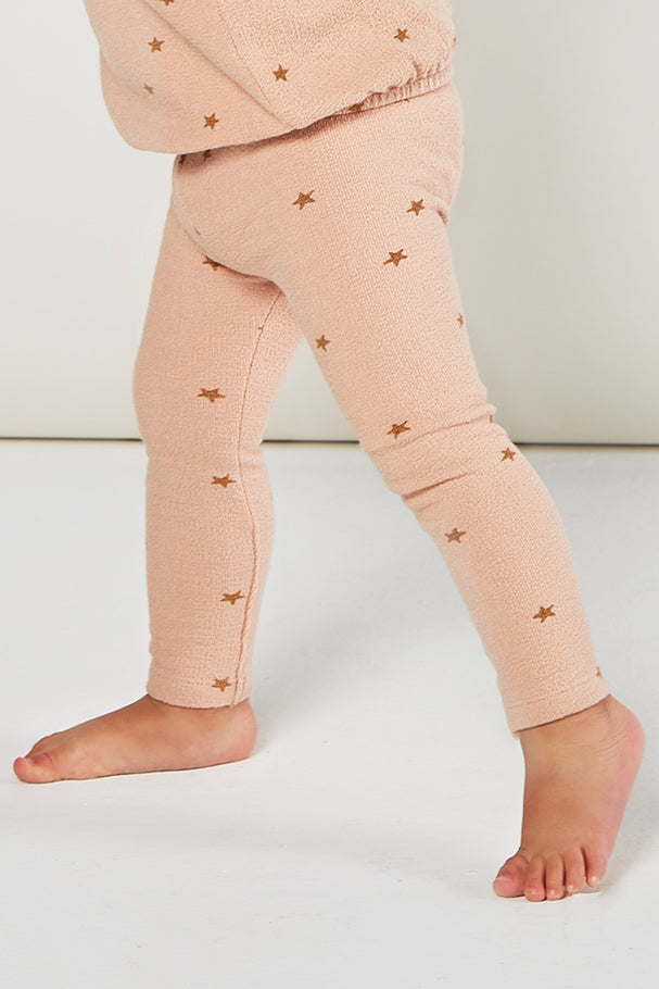 Rylee + Cru Star Knit Leggings