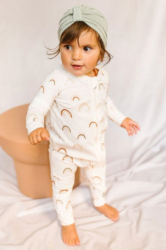 Cute onesies for babies that are still easy to change diapers in | ROOLEE