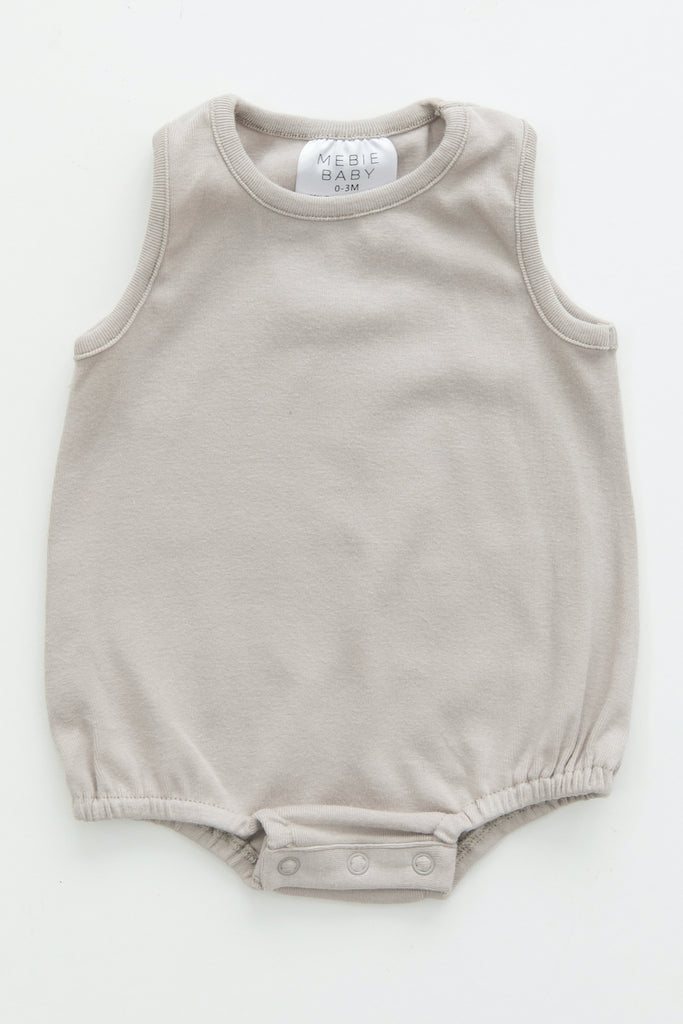 cute ribbed onesie for babies | ROOLEE