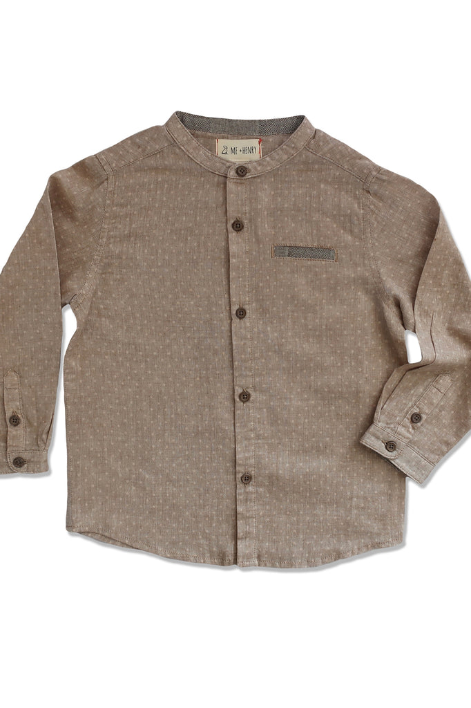 Me & Henry Round Neck Shirt | ROOLEE Kids