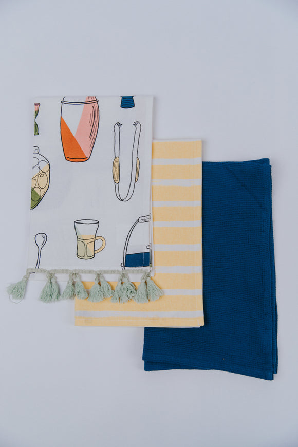 Multi Pack Kitchen Towels | ROOLEE