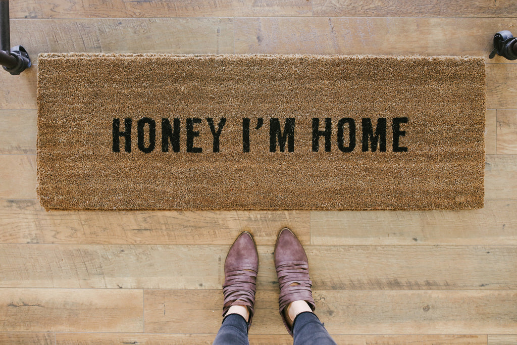 honey-im-home-mat