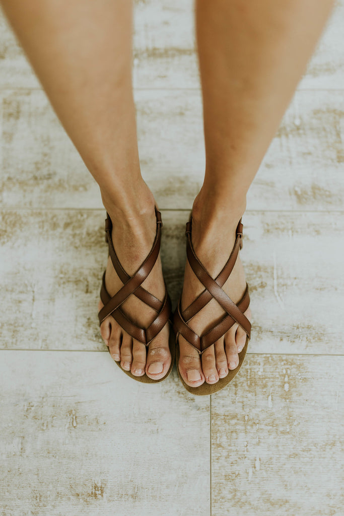 Star-Crossed Sandals