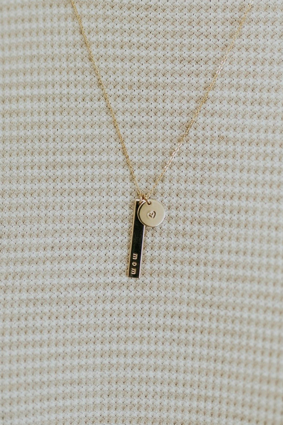 Mom + Co Necklace | ROOLEE