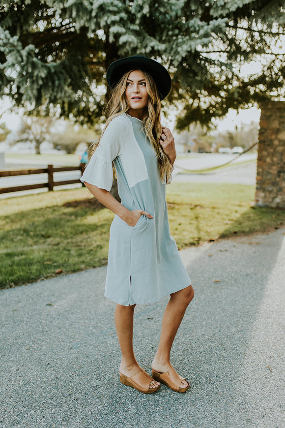 Alise MOM Dress | ROOLEE MOM
