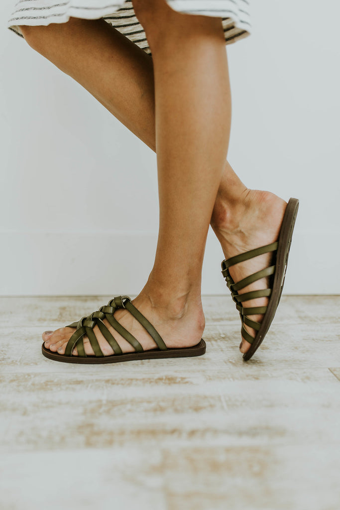 Mali Braided Sandals | ROOLEE