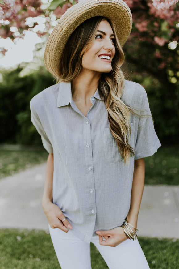 The Diane Button Up | ROOLEE