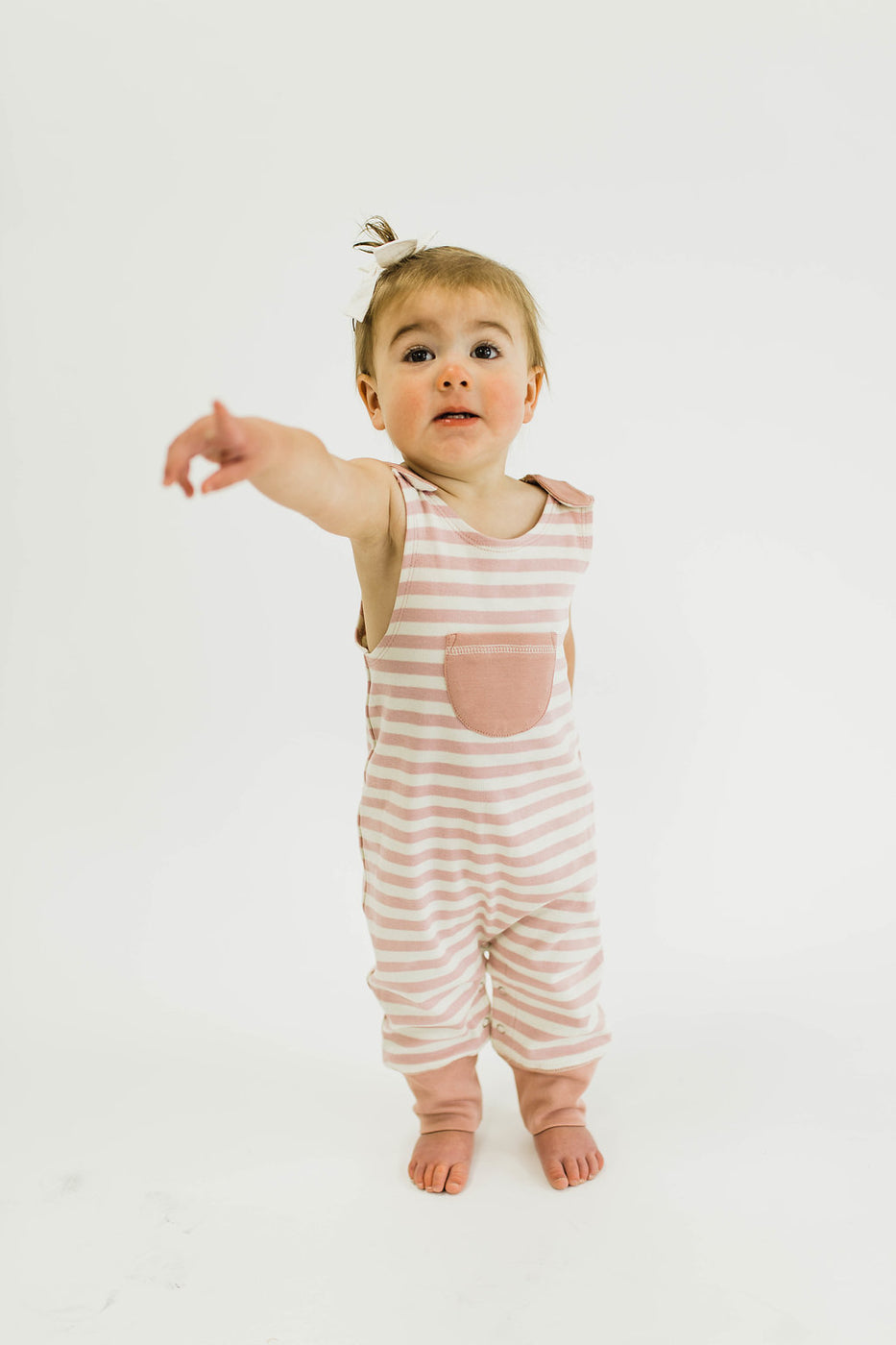 Sleeveless Baby Jumpsuit | ROOLEE Kids