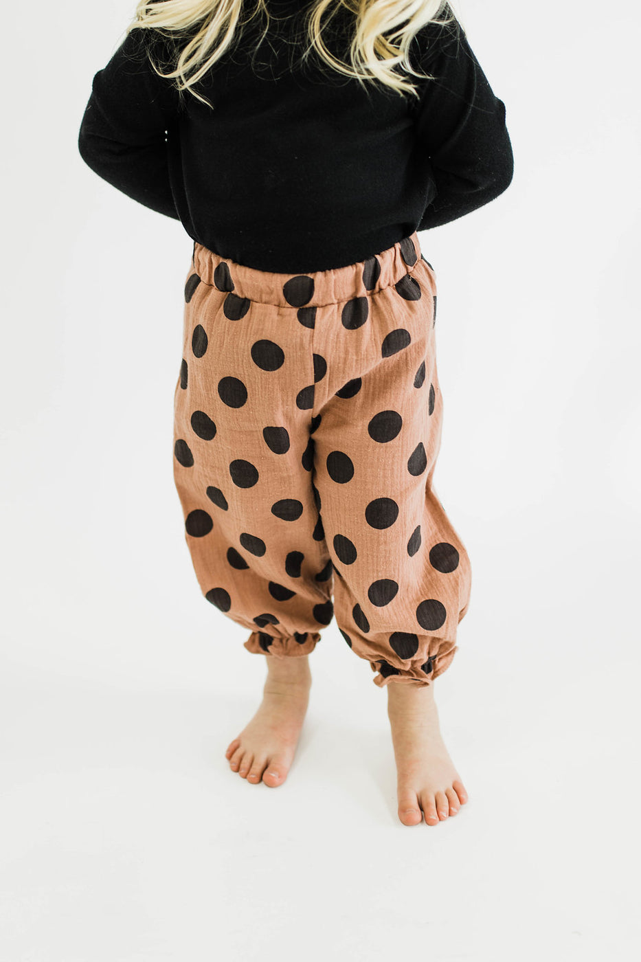 Ali Cotton Pants | Roolee Kids