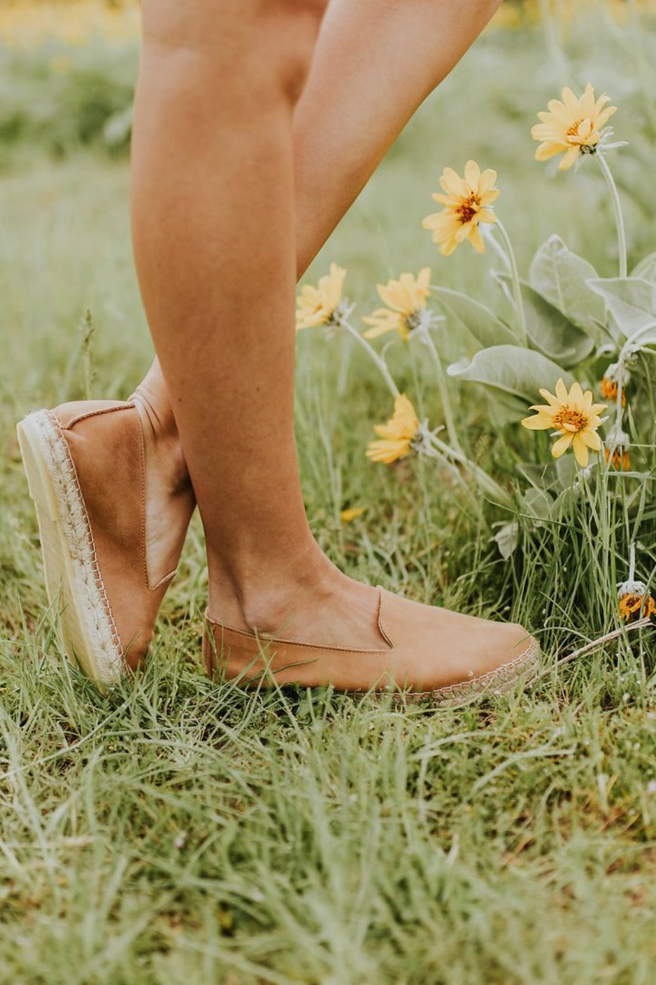 Free People Laurel Canyon Espadrille in Tan | ROOLEE