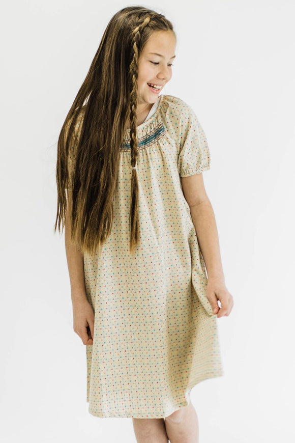 Here Comes the Sun Confetti Dress | ROOLEE Kids