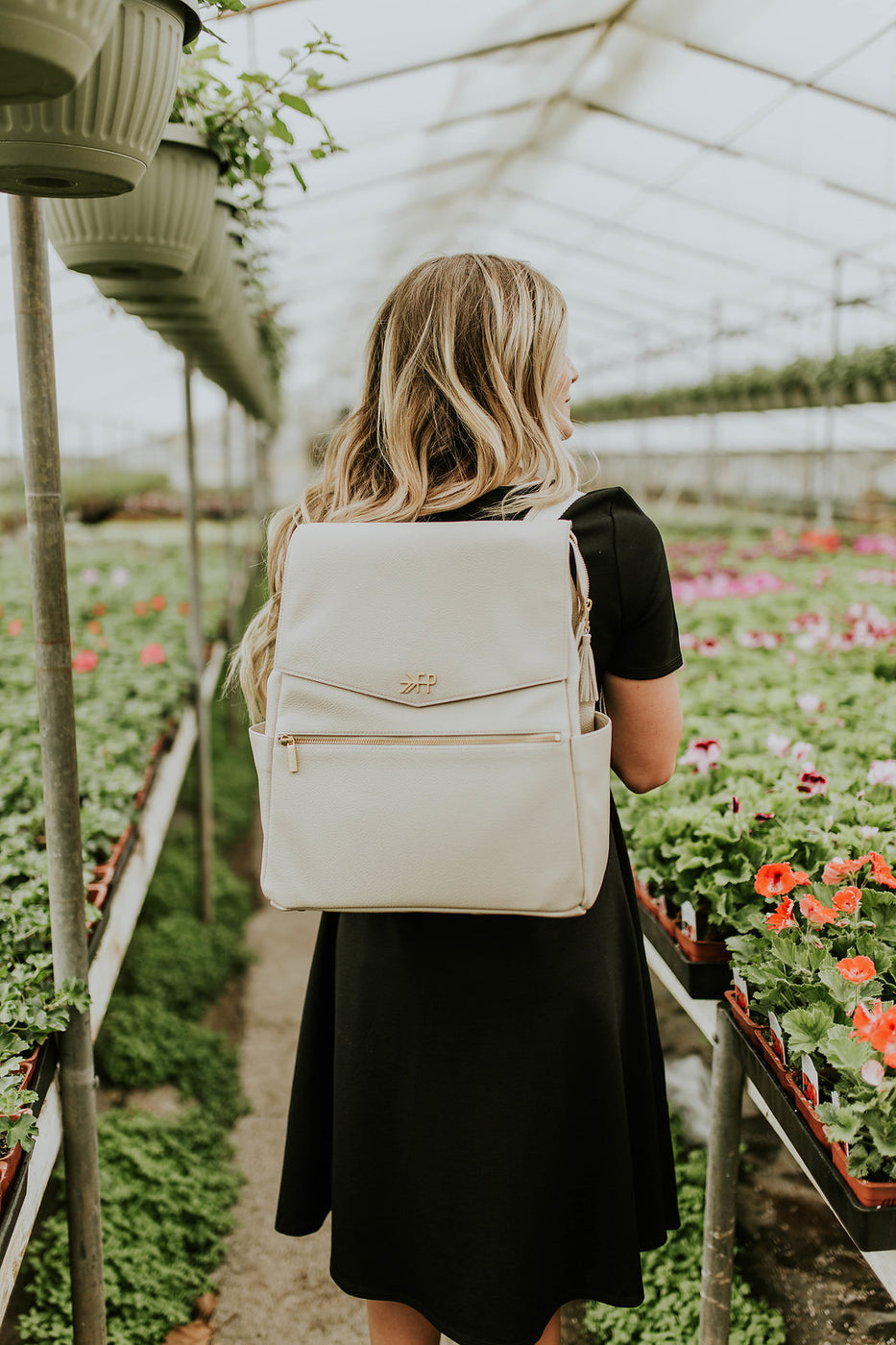 Backpack Style Diaper Bag | ROOLEE