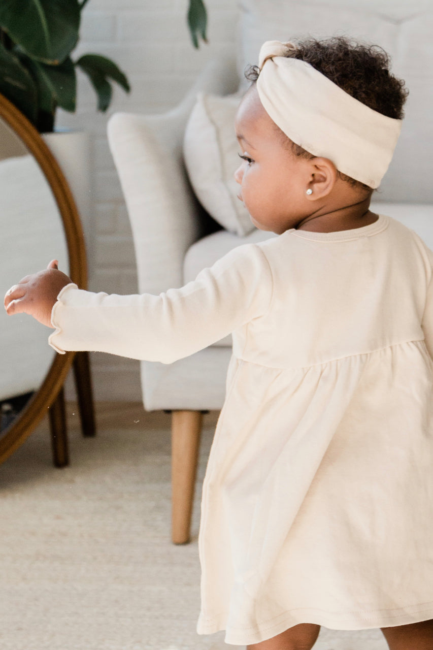 Knotted Baby Turban | ROOLEE Kids