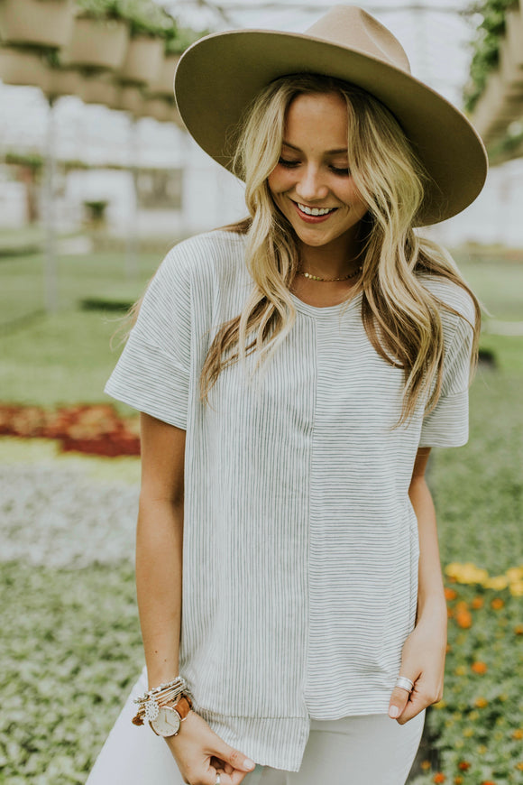 Pacific Stripe Top | ROOLEE