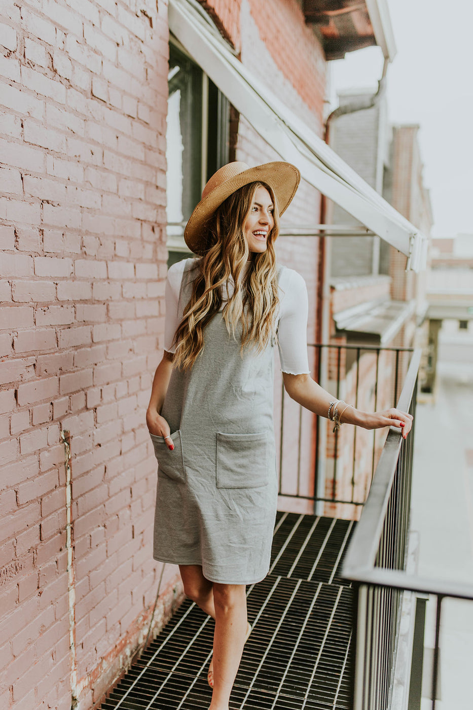 Warm Weather Versatile Layering Dress | ROOLEE