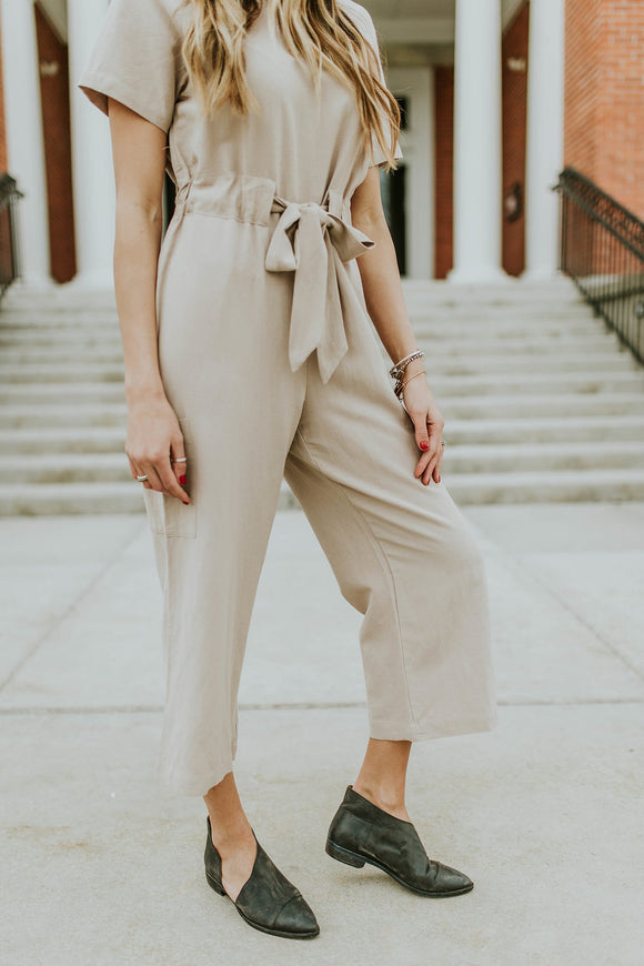 The Lexington Jumpsuit