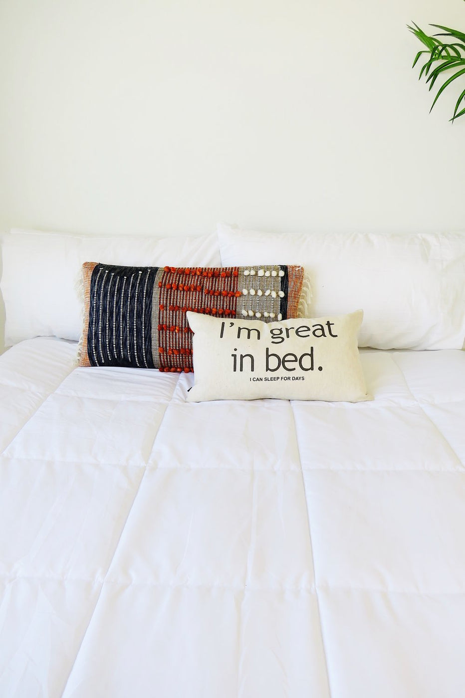 Great in Bed Pillow | ROOLEE Home