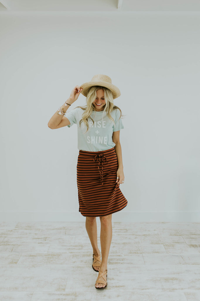 Summer Outfit Ideas + Summer Hat | ROOLEE