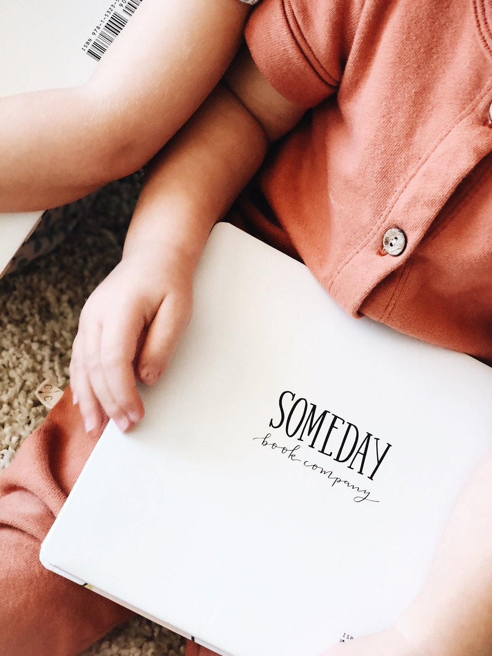Someday I Will Be A Brother Book