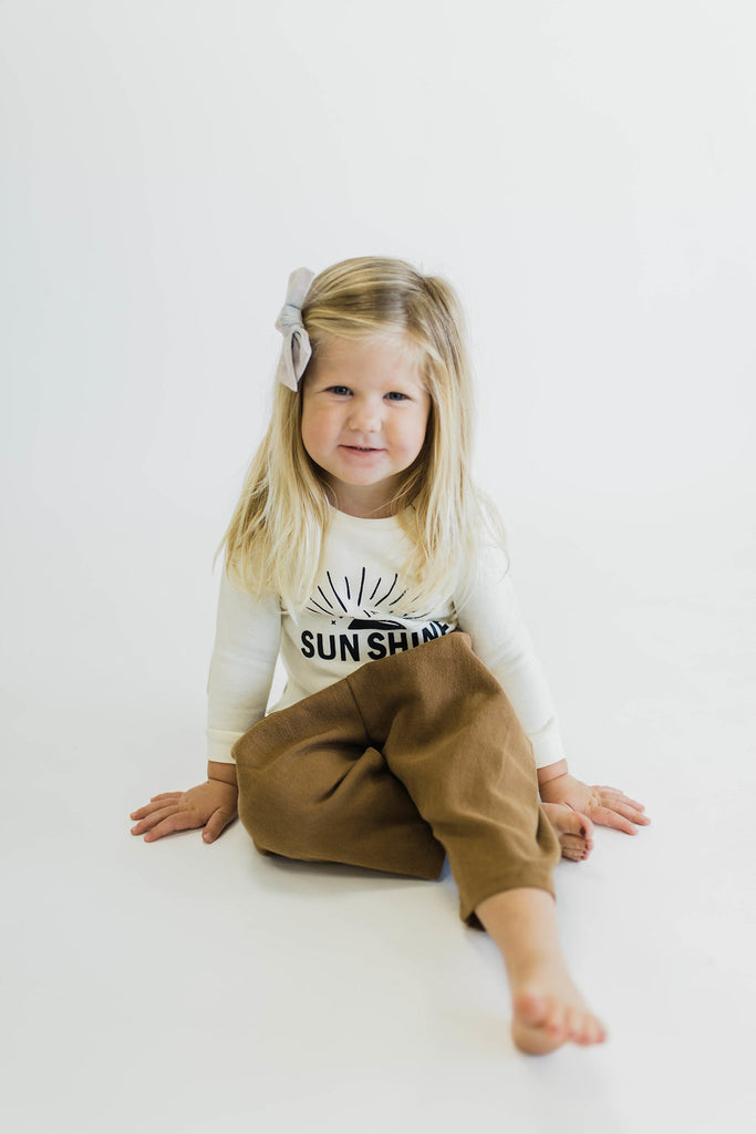 Children's Wide-Leg Pants | ROOLEE